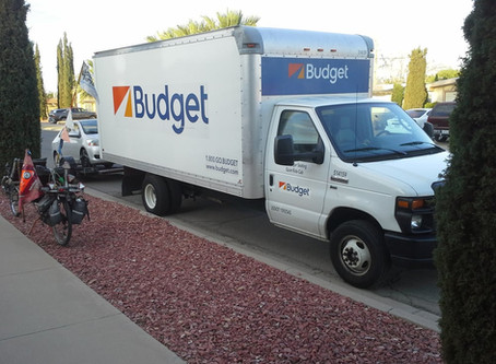 16Ft Moving Truck Rental from Houston to Dallas for Only $134.40