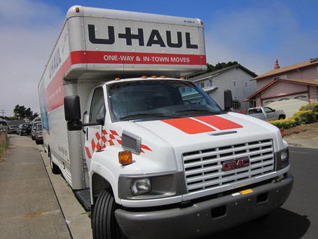 Two Charleston Movers to Load Your Rental Truck for $65/hr