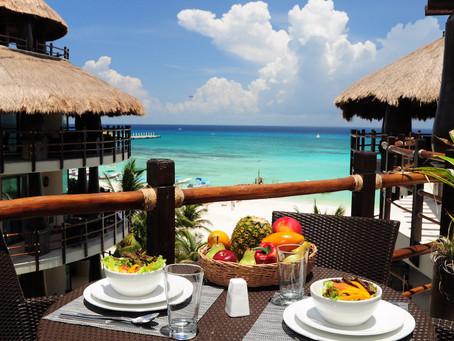 Ocean Front Vacation Rental in Playa Del Carmen - Luxurious 1BDRM!