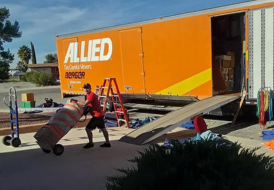 MOVING LABOR IN TUCSON, AZ