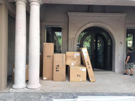 Hire an American Mover in Monterrey, NL