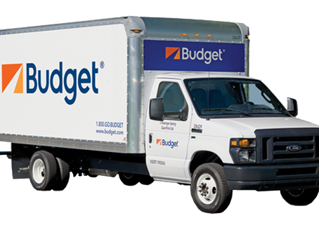 16' Moving Truck - $189.60 (Houston to Austin)