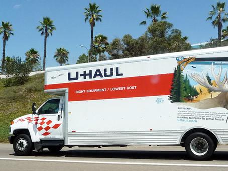 Uhaul Truck Rental Requisites