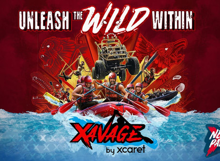 Xavage is a New Thrill Park in Cancun - See Here!