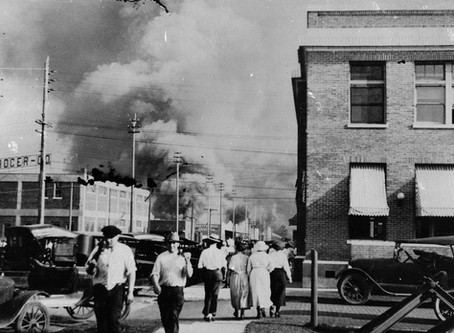 Tulsa mayor decides to reopen investigation from 1921 race massacre & mass graves claim