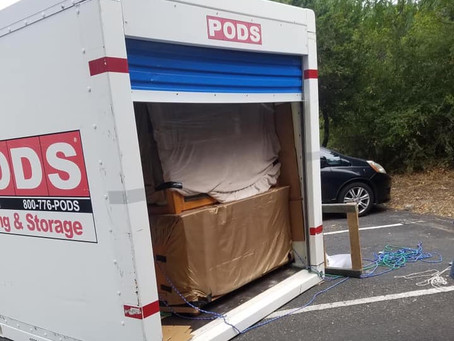 Hire Movers to Load Your PODS