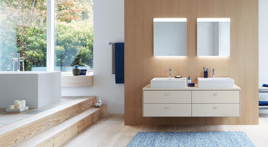 Brioso – Lässigkeit, Frische und Lebensfreude im modernen Bad
