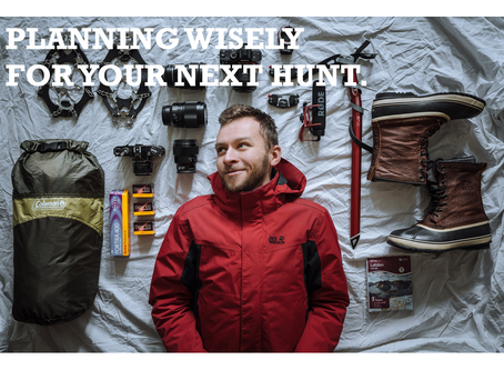 Plan Wisely for Your Next Hunt