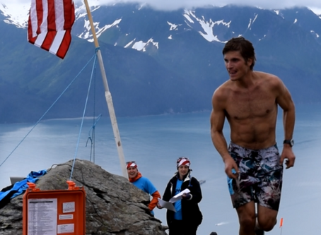 Hunter, Nordic Skier, and Mount Marathon Record Holder.