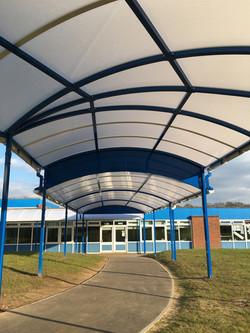 Prestige School Canopy