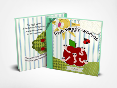Five Wiggly Worms