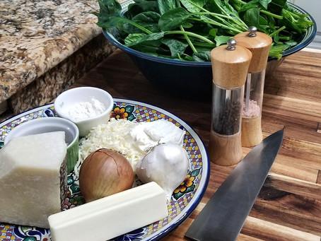 Rich Life Cream Spinach Recipe