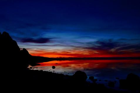 Iceland Sky Mirror