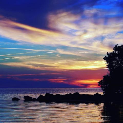 Tarpon Springs Sunset