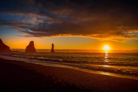Reynisfjara - Game of Thrones Beach Iceland