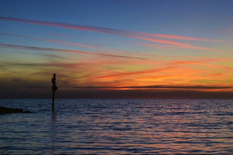 Honeymoon Island Sunset 1-30-2021