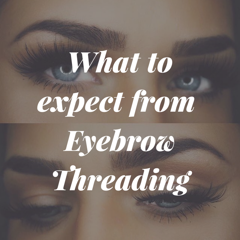 Eyebrow Threading Henna Edmonton Urban Brows