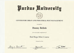Bed Bug Course