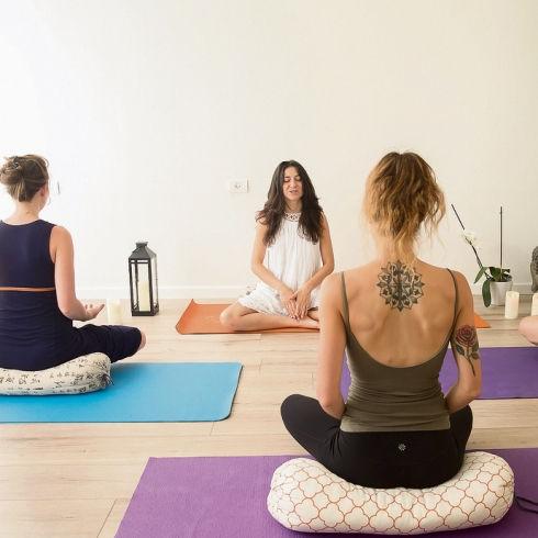 Weekly Yoni Yoga Class