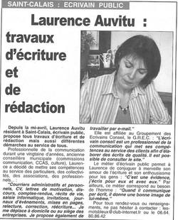 Echo de Vibraye 29/05/2008