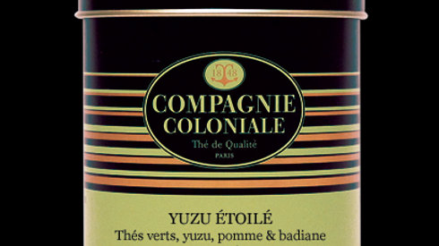 Thé vert Yuzu Etoilé ( 100g )