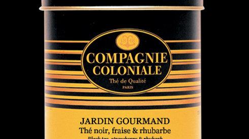 Thé noir : Jardin Gourmand ( 100g )