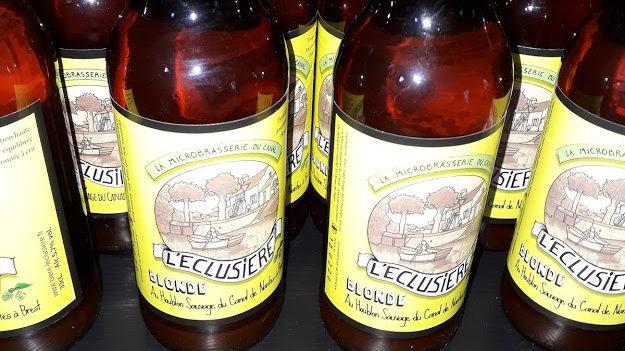 Bière l'Eclusière  Blonde