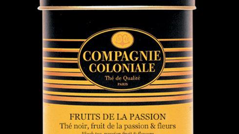 Thé noir : Fruits de la Passion ( 100g )