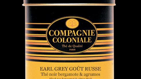 Earl Grey Goût Russe ( 100g )