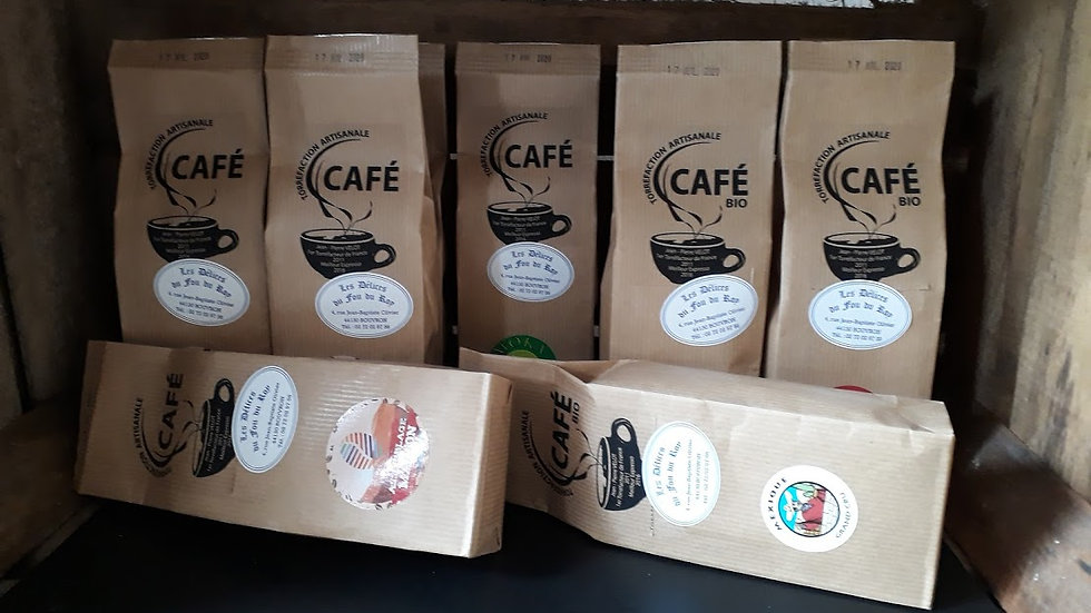 Café  : Moka Sidamo ( 250g )