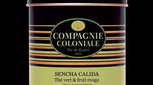 Thé vert : Sencha Calida  ( 100g )