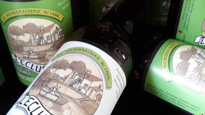 Bière l'Eclusière  Houblonnée