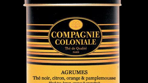 Thé noir agrumes ( 100g )