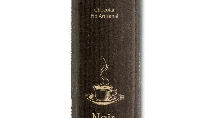 Barre de chocolat noir 60%