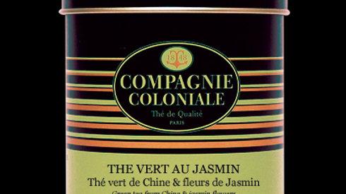 Thé vert au jasmin ( 100g )