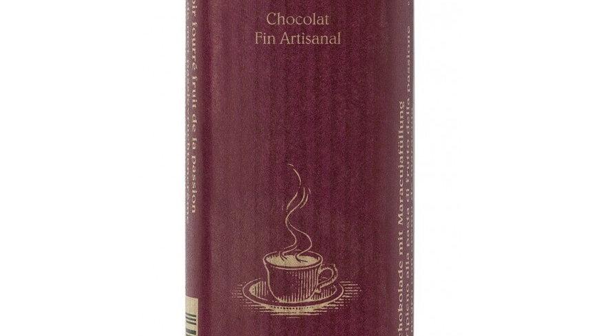Barre de chocolat noir & Passion