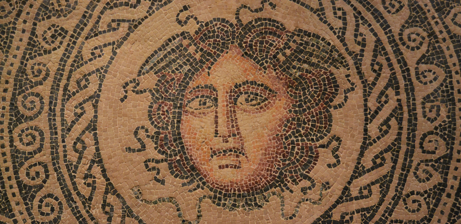 2nd century Roman mosaic found in Valencia