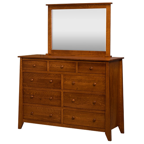 Berwick 9 Drawer Dresser
