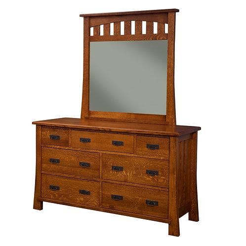 Grant 7 Drawer Dresser
