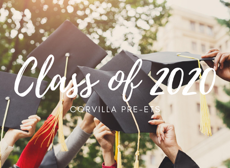 Congratulations to our Pre-ETS Graduates!