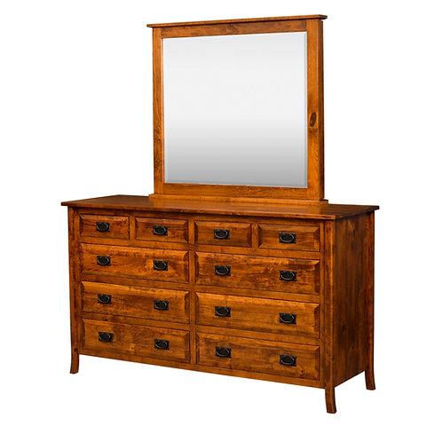 Jaxon Ten Drawer Dresser
