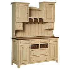 Islands & Cabinets