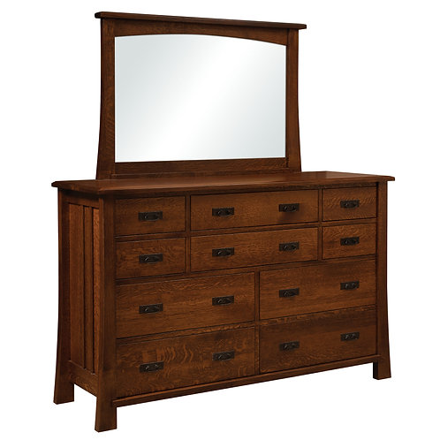 Grant Ten Drawer Dresser