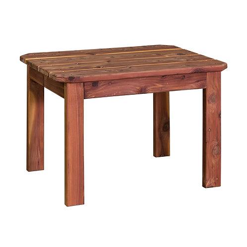 Cedar Side Tables