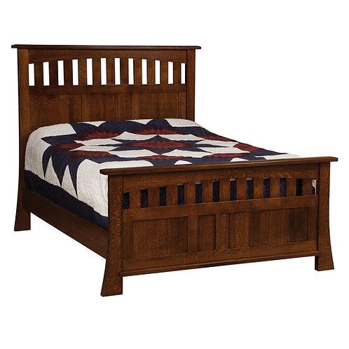 Grant Tall Slat Bed