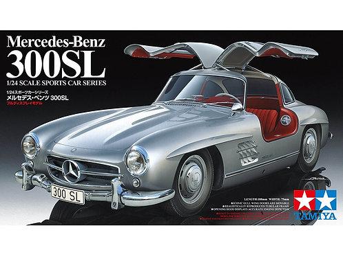 Kit para montar Mercedes-Benz 300SL - 1/24 - Tamiya