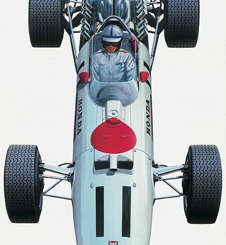 Honda RA 273 F-1 - 1/12 - Kit Tamiya