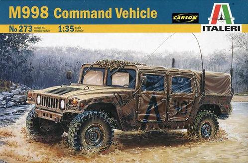 Kit para montar Hummer M998 - 1/35 - Kit Italeri