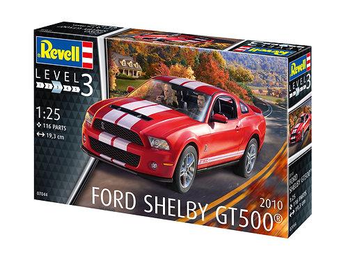 Ford Shelby GT 500 2010 - 1/25 - Kit Revell