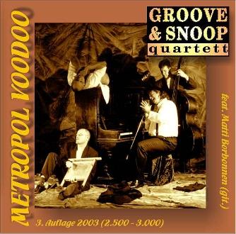 Metropol Voodoo 3. Auflage